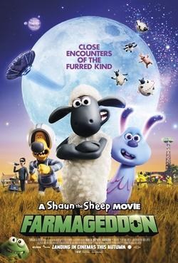 : Baranek Shaun Film. Farmageddon