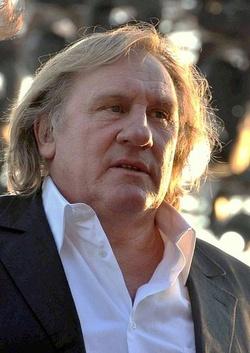 Plakat: Gérard Depardieu