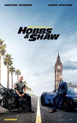 : Szybcy i wściekli: Hobbs i Shaw