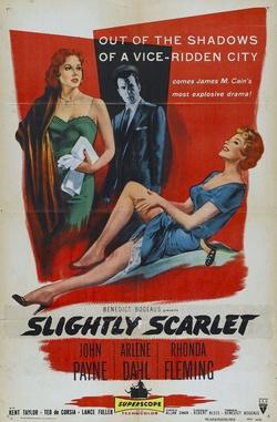 : Slightly Scarlet