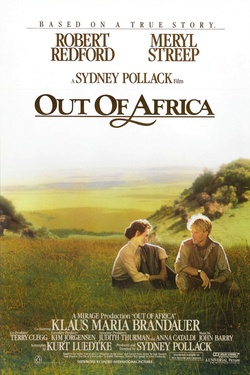 : Pożegnanie z Afryką