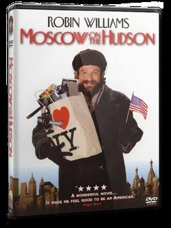 : Moskwa nad rzeką Hudson