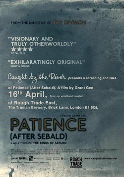 : Patience (After Sebald)