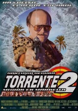 : Torrente 2: Misja w Marbelli