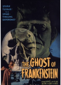 The Ghost of Frankenstein