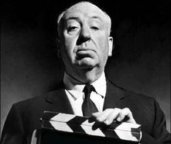 Plakat: Alfred Hitchcock