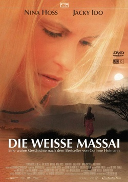 : Biała masajka