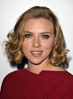 Plakat: Scarlett Johansson