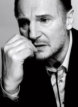 Plakat: Liam Neeson