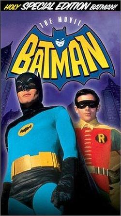 : Batman zbawia świat