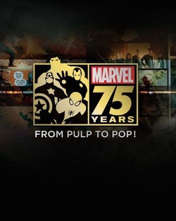 : Marvel 75 Years: From Pulp to Pop!