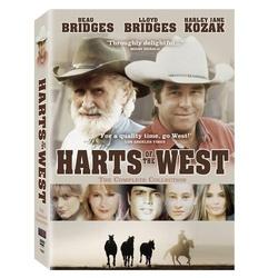 : Hartowie na Dzikim Zachodzie