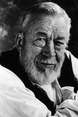 Plakat: John Huston
