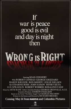 : Wrong Is Right