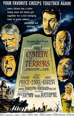 : The Comedy of Terrors
