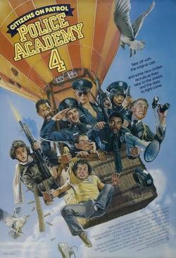 : Akademia Policyjna 4: Patrol obywatelski