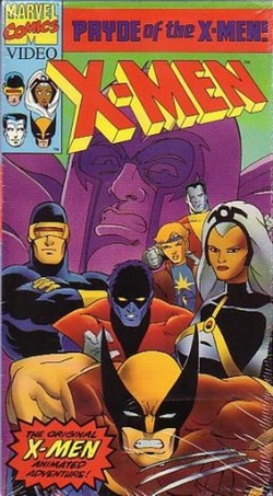 : Pryde of the X-Men