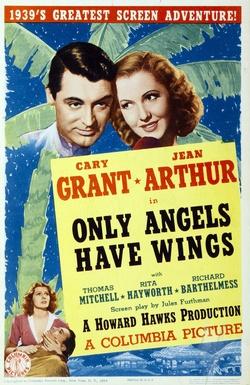 : Tylko aniołowie mają skrzydła