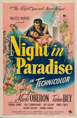 : Noc w raju