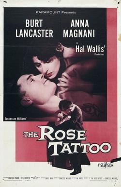 : Tatuowana róża