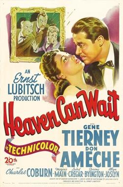: Heaven Can Wait
