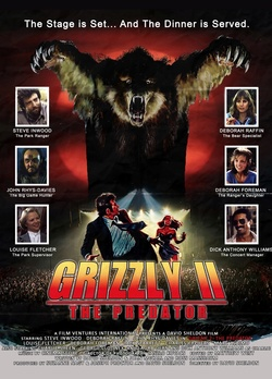 : Grizzly II: The Concert