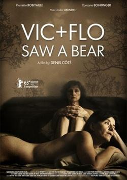 : Vic i Flo zobaczyły niedźwiedzia