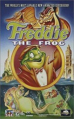 : Freddie as F.R.O.7.