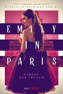 : Emily w Paryżu