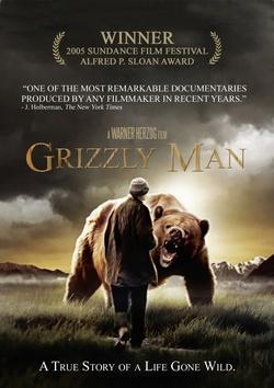 : Człowiek niedźwiedź