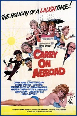 : Carry on Abroad