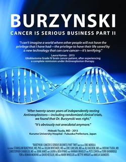 : Burzyński - Rak to poważny biznes 2