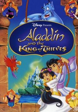 : Aladyn i król zlodziei