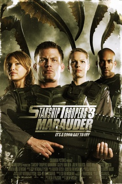 : Starship Troopers 3: Marauder