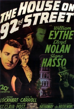 : The House on 92nd Street