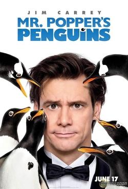 : Pan Popper i jego pingwiny
