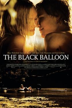 : Czarny balonik