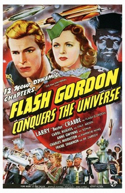 : Flash Gordon Conquers the Universe