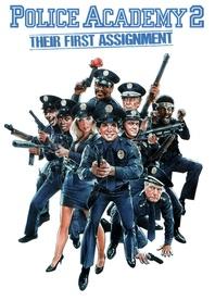 Akademia policyjna II: Pierwsze zadanie