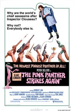 : Różowa Pantera kontratakuje