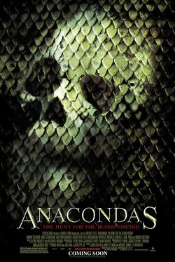 : Anakondy: Polowanie na Krwawą Orchideę