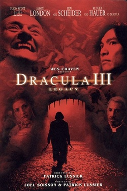 : Dracula III: Legacy
