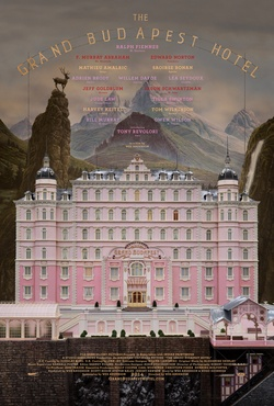 : Grand Budapest Hotel