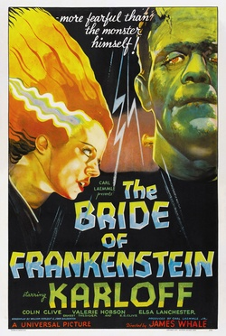 : Narzeczona Frankensteina
