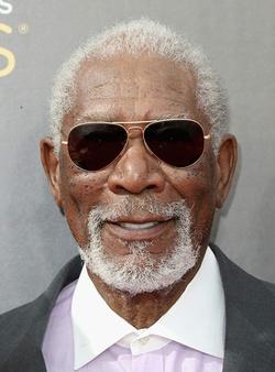 Plakat: Morgan Freeman (I)
