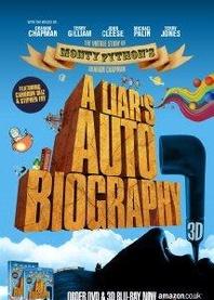 (Nie)prawdziwa historia Monty Pythona według Grahama Chapmana