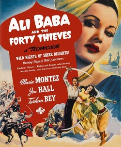 : Ali Baba and the Forty Thieves