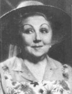 Plakat: Mieczysława Ćwiklińska