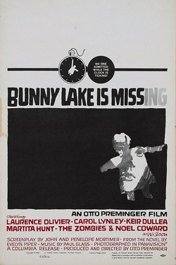 : Bunny Lake zaginęła