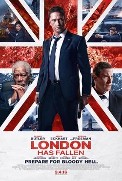 : Londyn w ogniu